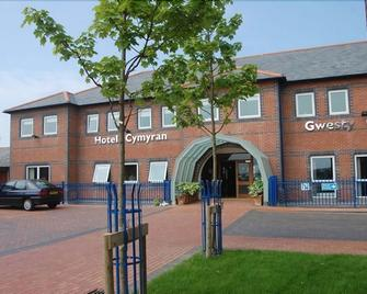 Hotel Cymyran - Голігед - Building
