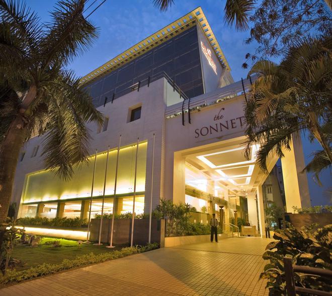 十四行詩酒店 - 加爾各答 - 加爾各答 - 建築