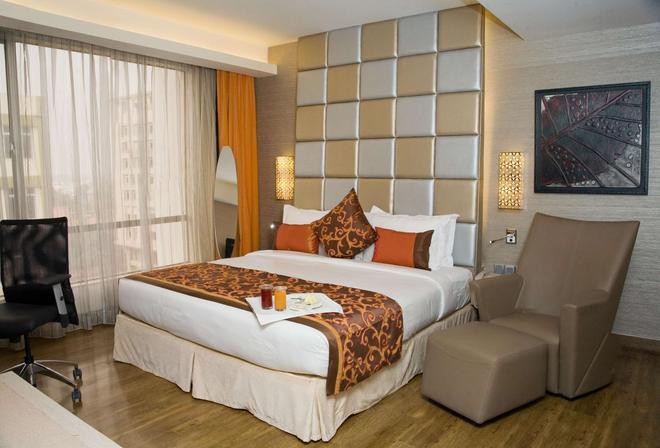 十四行詩酒店 - 加爾各答 - 加爾各答 - 臥室