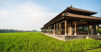 Tanah Gajah, A Resort By Hadiprana - Ubud - Gebäude