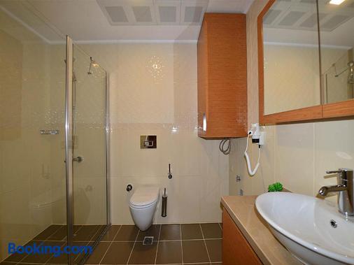 套房酒店 - 安塔利亞 - 安塔利亞 - 浴室