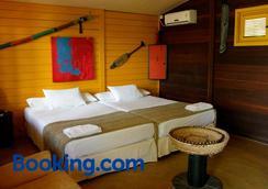 Pousada Cultural Canto Dos Poetas - Aquiraz - Bedroom