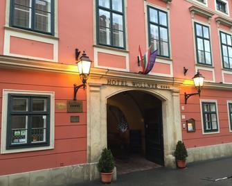 Hotel Wollner - Ödenburg - Gebäude