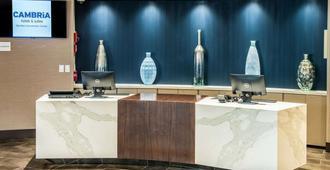 Cambria Hotel & Suites Mcallen Convention Center - McAllen - Resepsjon