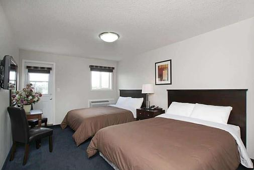 Travelodge by Wyndham Wetaskiwin - Wetaskiwin - Bedroom