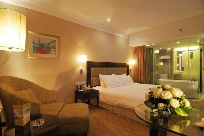Poly Hotel - Wuhan - Bedroom