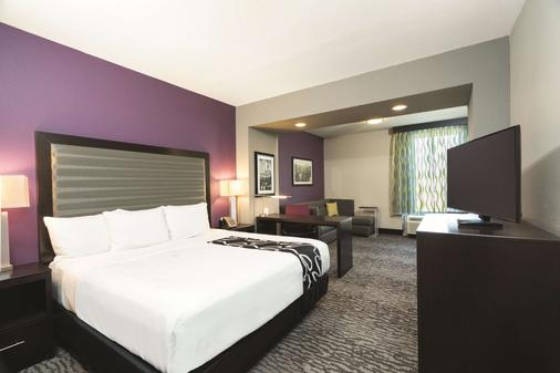 La Quinta Inn & Suites by Wyndham Memphis Downtown - Memphis - Bedroom