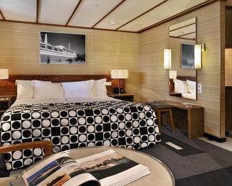 ss Rotterdam Hotel & Restaurants - Rotterdam - Bedroom