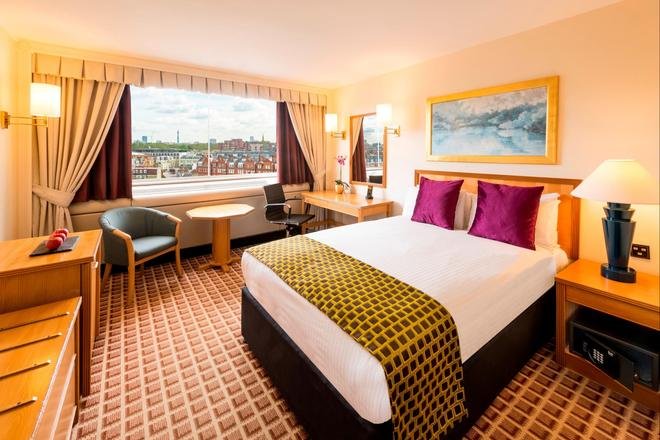 Copthorne Tara Hotel London Kensington - Lontoo - Makuuhuone