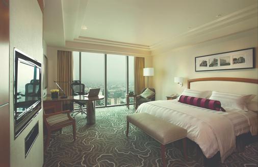 Pan Pacific Manila - Manila - Bedroom