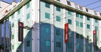 إيبيس لاوزان سنتر - لوزان - مبنى
