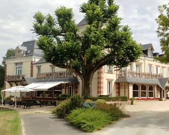 Château des Bondons - Ла-Ферте-су-Жуарр - Building