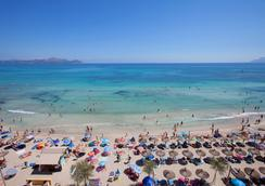 JS Horitzo - Can Picafort - Παραλία