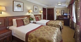 Fitzrovia Hotel - Lontoo - Makuuhuone