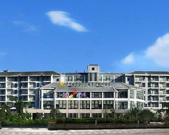 International Golf Resort Hotel - Tengchong - Gebouw
