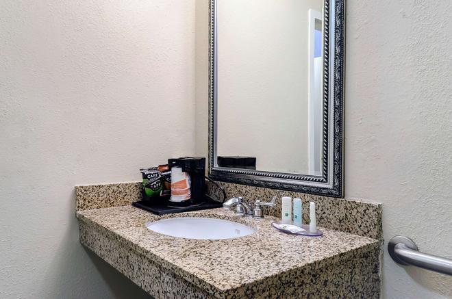 Quality Inn - Ruston - Salle de bain