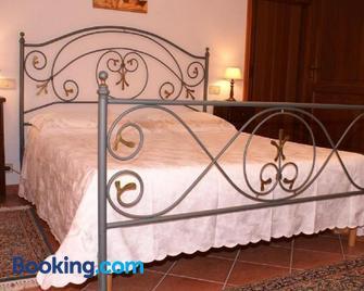 Agriturismo Podere Ristella - Montemassi - Bedroom