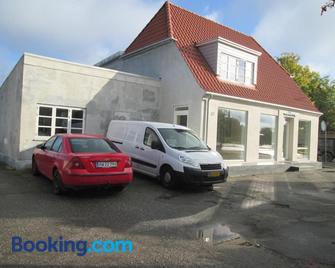 Hos Tina - Roskilde - Building