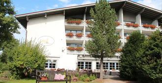 Hotel Bannwaldsee - Фюссен - Здание