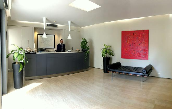 Best Western Ars Hotel - Rome - Front desk