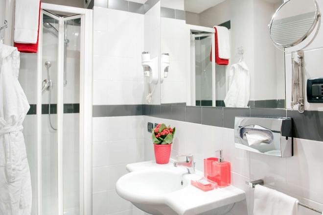 Best Western Ars Hotel - Rooma - Kylpyhuone