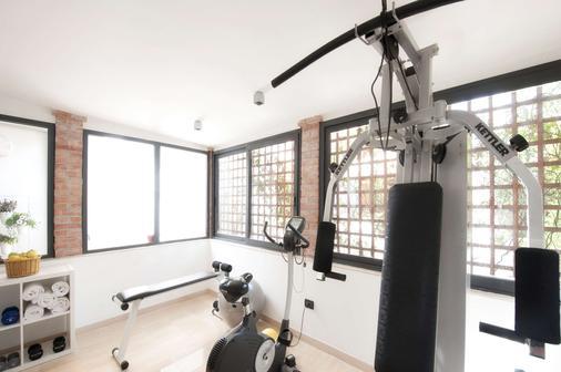 Best Western Ars Hotel - Rome - Gym