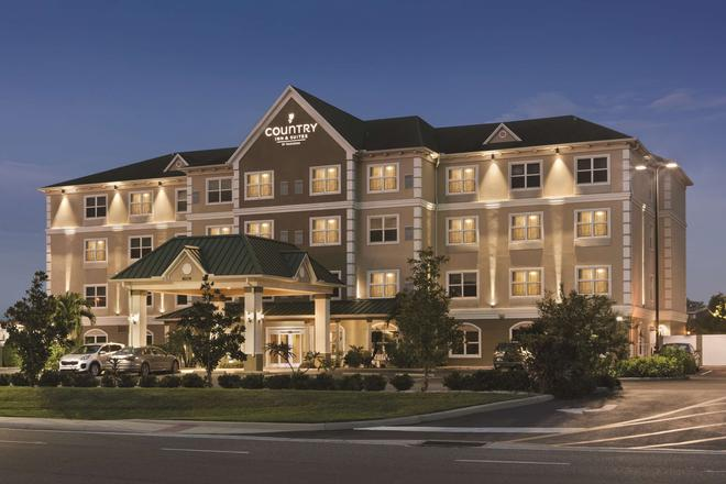 Country Inn & Suites by Radisson, Tampa Airport - Tampa - Building