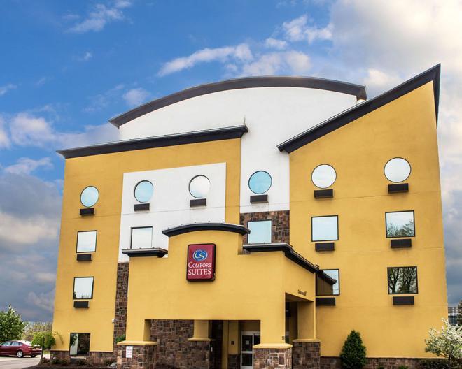 Comfort Suites - Monroeville - Building