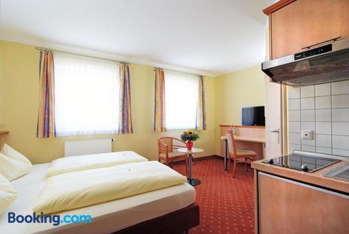 Hotel Nummerhof - Erding - Bedroom