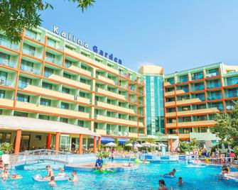 Mpm Kalina Garden Hotel - Nesebar - Building