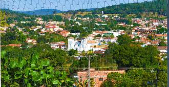 Pousada Tião Da Morena - Pirenópolis - Vista del exterior