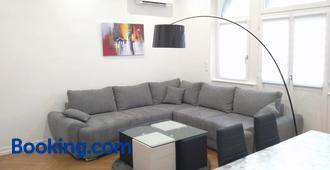 Avenue de La Paix - L'Exclusif - Strasbourg - Living room