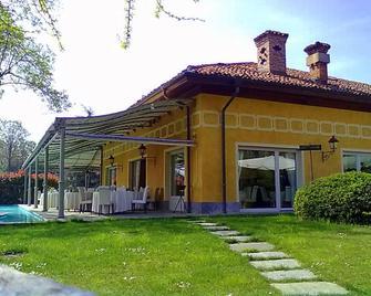Poggio Radicati Hotel De Charme - Салуццо - Здание