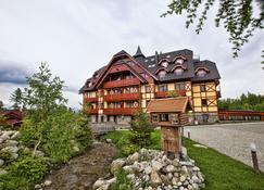 Kukucka Mountain Hotel And Residences - Tatranska Lomnica - Building