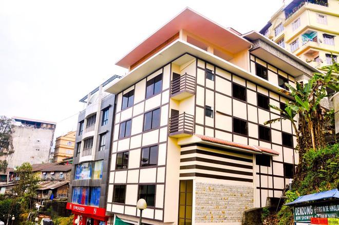 Jewel of the East Residency & Spa - Gangtok - Building