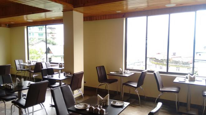 Jewel of the East Residency & Spa - Gangtok - Restaurant