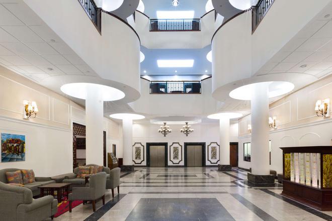 Wyndham Garden Hotel Baronne Plaza - New Orleans - Hành lang