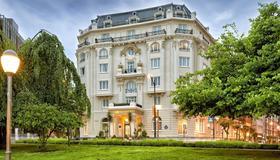 Hotel Carlton - Bilbau - Edifício