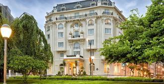 Hotel Carlton - בילבאו - בניין