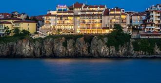 Hotel Coral - Sozopol - Balkong