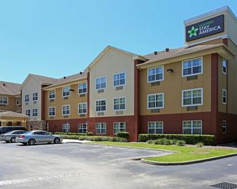 Extended Stay America - Orlando - Lake Mary - 1036 Greenwood Blvd - Lake Mary - Edificio