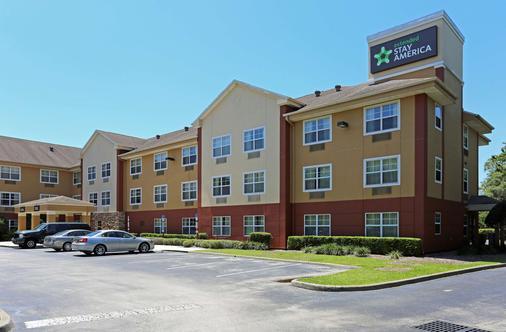 Extended Stay America - Orlando - Lake Mary - 1036 Greenwood Blvd - Lake Mary - Κτίριο