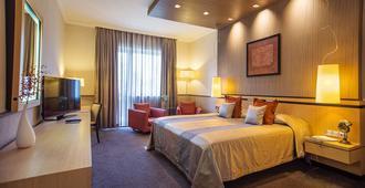 Mamaison Hotel Andrassy Budapest - בודפשט - חדר שינה