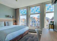 萊頓倫勃朗酒店 - 來登 - 萊頓 - 臥室