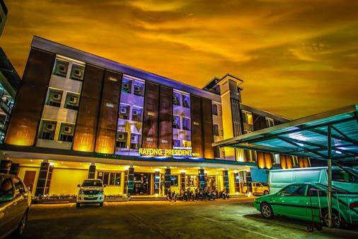 Rayong President Hotel - Rayong - Κτίριο