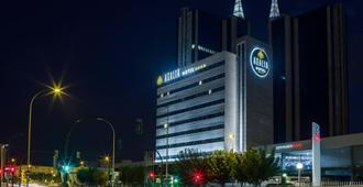 Hotel Agalia - מורסיה - בניין