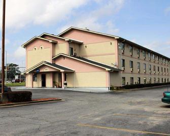Knights Inn Albany - Albany - Κτίριο