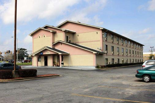 Knights Inn Albany - Albany - Edifício