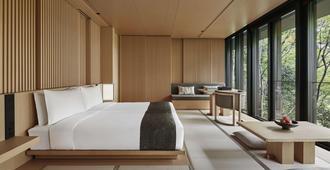 Aman Kyoto - Kyoto - Bedroom