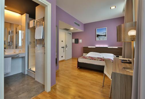 Best Western Falck Village Hotel - Sesto San Giovanni - Makuuhuone